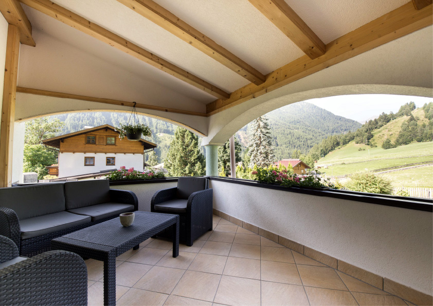 Appartment Terrasse